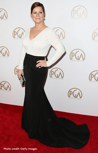 <br/>MARCIA GAY HARDEN <br/>Producers Guild Awards 2016 <br/>Los Angeles, CA <br/>January 23, 2016