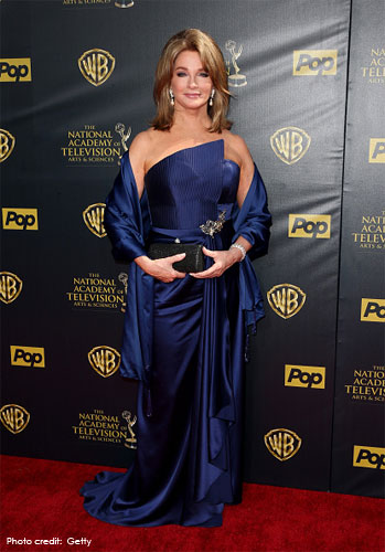 <br/>DEIDRE HALL <br/>'Days Of Our Lives' 50th anniversary presentation <br/>2015 Daytime Emmy Awards <br/>Hollywood, California <br/>April 26, 2015